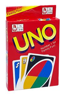 Kartenspiel - UNO