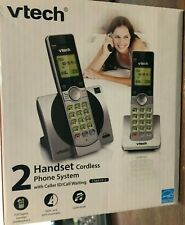 VTech 2 Handset Cordless Phone Caller ID / Call Waiting DECT 6.0 (CS6919-2) LN™