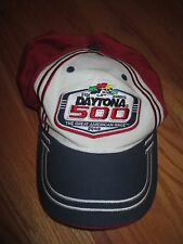 2009 DAYTONA 500 Gatorade (Adjustable) Cap MATT KENSETH WINNER Red