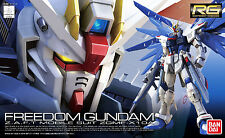 Gundam RG #05 Real Grade 1/144  Freedom Gundam ZGMF-X10A Mobile Suit Kit