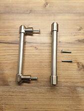Ikea Griff Varnhem - Küchengriff / Möbelgriff  / Zwei Stück inkl. Schrauben