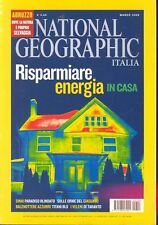 NATIONAL GEOGRAPHIC ITALIA - MARZO 2009