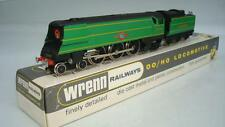 WRENN W2278A S.R.GREEN 4-6-2 BUILLEID PACIFIC BLUE FUNNEL LINE MINT PERIOD 4