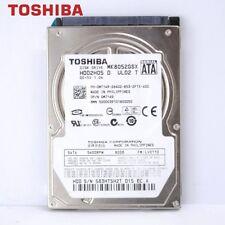 TOSHIBA 80GB Disque dur hdd disque dur SATA 2,5 pouces MK8052GSX