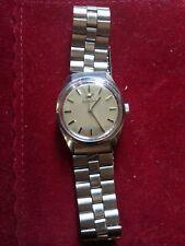 Vintage ENICAR Ocean Pearl 160/53/01 Incabloc Mens Wrist Watch