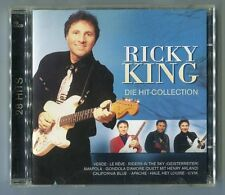 Ricky King  2 CDs  DIE HIT-COLLECTION  © 2010 Koch - 28 Tracks - NEUWERTIG
