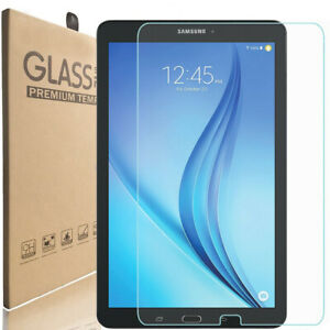 """(3 Pack) Tempered Glass Screen Protector for Samsung Galaxy Tab E 9.6"""" SM-T560"""