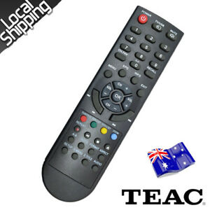 New Replacement TEAC Remote Control for Set Top Box Model HDB850