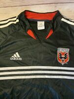 Vintage MLS DC United Soccer Team  Performance Authentic Jersey Large L