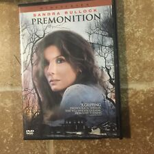 Premonition DVD Widescreen Sandra Bullock