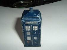 DINKY TOYS #42A #751 POLICE TELEPHONE BOX DOCTOR WHO TARDIS IN USED