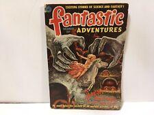 Fantastic Adventures Pulp December 1951