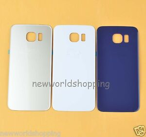 For Samsung Galaxy S6 Edge G925 Back Battery Door Housng Hard Thin Cover Case