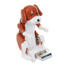 USB de lomo de asno Perro Marrón B2L7
