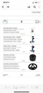 Rare Original Official Rolex Service Tools & Workshop Equipment CD Catalogue