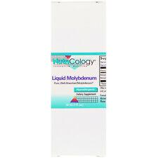 Nutricology Liquid Molybdenum 1 fl oz 30 ml Hypoallergenic