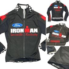 Sugoi Ford Ironman Triathlon Louisville Kentucky Finisher Jacket  Size XS/TP