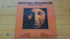 Aretha Franklin – Queen Of Soul 1968 UK LP SOUL GOSPEL