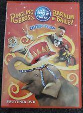 Ringling Bros. Barnum & Bailey Presents Over The Top (2008) Souvenir DVD