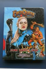 Everquest Role-Playing Game Rpg Game Master'S Guide Hc Sword & Sorcery Rare Oop