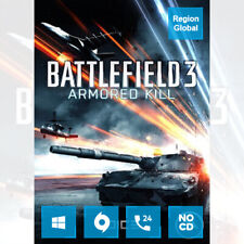 Battlefield 3 Armored Kill Expansion DLC for PC Game Origin Key Region Free