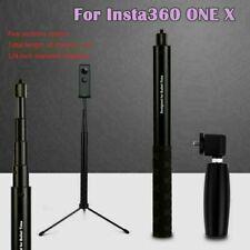Tragbarer unsichtbarer dehnbarer Selfie-Stickport-Handheld für Insta360 ONE X LC