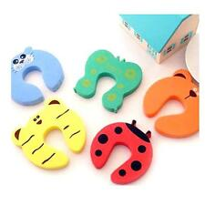 1Pc Baby Kids Safety Protect Anti Punch Guard Lock Clip Edge Eva Door Stopper