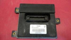 Chassis ECM Fuel Pump Rear Crossmember Fits 10-12 ACADIA 165912