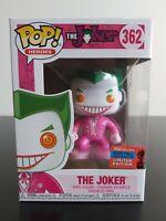 Heroes Funko Pop - The Joker (Pink) - NYCC Exclusive - No. 362