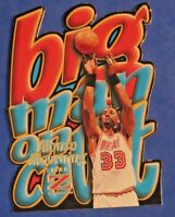 1997-98 SKYBOX Z FORCE BIG MEN ON THE COURT ~ ALONZO MOURNING DIE CUT CARD #6