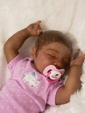 Ethnic Biracial Realborn ~  Dominic Asleep ~ Baby Reborn Doll SALE!