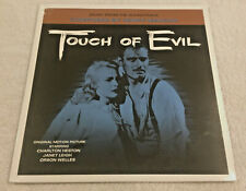 "Henry Mancini: ""Touch Of Evil"": New Lp Reissue of the 1958 Movie Soundtrack"