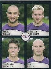 VIGNETTE / IMAGE / STICKERS PANINI--RUGBY 2009 N° 452 / --NEUF