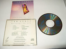 TOM SCOTT - ONE NIGHT ONE DAY - 7 TRACK CD -1986-MADE IN JAPAN cd is excellent
