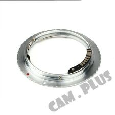 3nd AF Confirm Pentax PK Lens to Canon EOS Camera Adapter Ring 5D mark III  650D