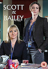 Scott And Bailey Season 1 DVD Crime Drama TV Series 2011 New
