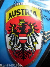 Austria badge new shield mount badge stocknagel hiking medallion G9978