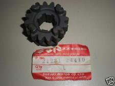 NOS Suzuki 1986-87 LT185 3RD Drive Gear 24231-24410