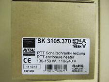 New Rittal 3105370 Rtt Enclosure Heater 130-150W 110-240V Sk 3105.370