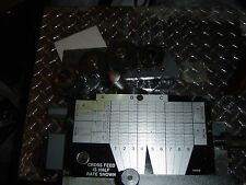 STANDARD MODERN 1334,  LATHE, QUICK CHANGE GEAR BOX W/ GEAR RACK, LATHE GEAR BOX