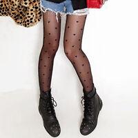 Stylish Summer Black Sexy Tights Stockings Lady Girl Pattern Jacquard Pantyhose