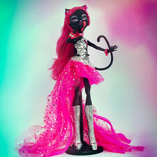 "Monster High Catty Noir 13 Wishes First Wave 2013 Complete 11"" Fashion Doll Set"