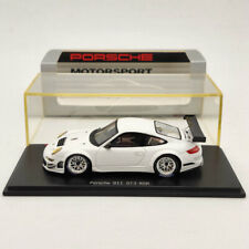 1:43 Spark Model Porsche 911 GT3 RSR White Resin Limited Edition Collection