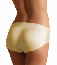 Perizomi, tanga, slip e culottes da donna alte beige
