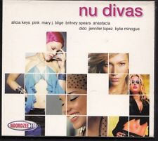 NU DIVAS DUTCH NOORDZEE FM CD Alicia Keys Pink Jennifer Lopez Britney Spears TLC