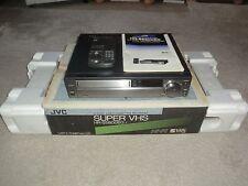JVC hr-s5800 High-End S-VHS Video recorder in OVP, incl. fb&bda, 2 ANNI GARANZIA