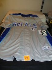 BRAND NEW W TAGS Kansas City Royals Jersey by Dynasty Men's L     O141