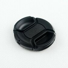 58mm Center pinch Snap-on Front cap For Fuji FujiFilm HS10 HS20EXR