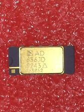 Analog Devices AD636JD, Low Level, True RMS-to-DC Converter, SBDIP-14