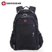 "SwissGear 16""Laptop Computer Backpack Outdoor Hiking Travel School Bag&Waist Bag"